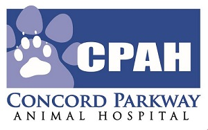 Concord Parkway Animal Hospital logo